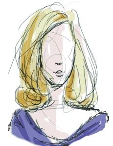 faceless illustrator