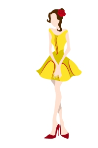Disney Princess Illustrations-13