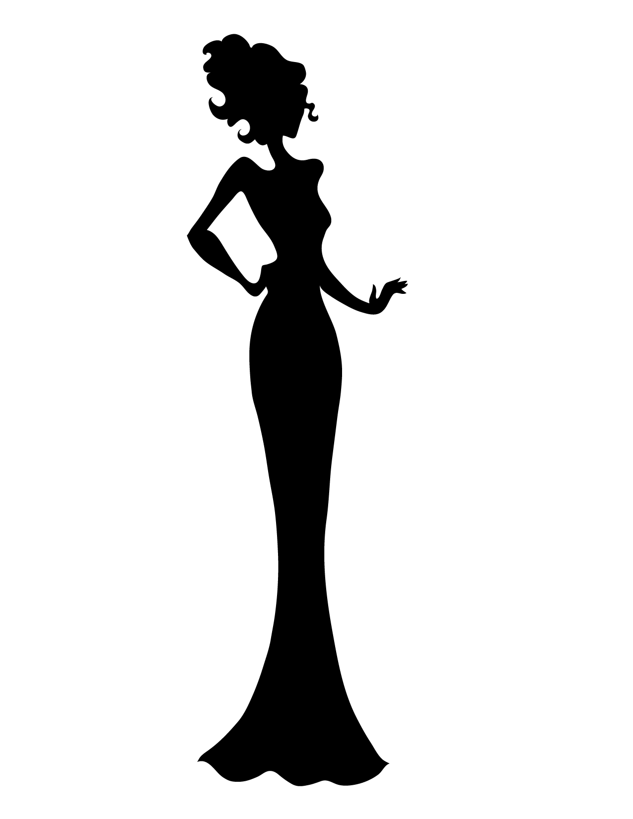 Something Seductive About A Silhouette Huh Amber Barker
